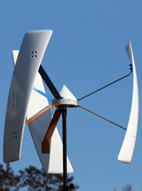Mini windkraftwerk