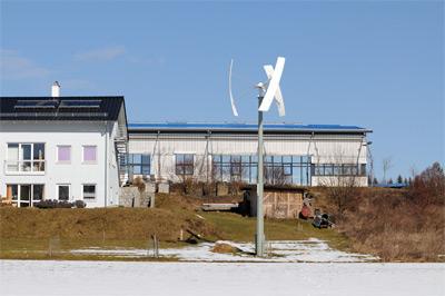 kleinwindkraftanlage jw2002 windenergie f r zu hause. Black Bedroom Furniture Sets. Home Design Ideas